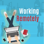 Working Remotely: Social Distancing and Software Development